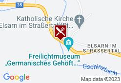 Lepolt's GERMANENSTÜBERL - Karte