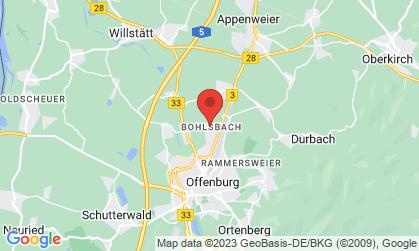 Arbeitsort: Großraum Offenburg