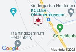 Cafe Heldenberg - Karte