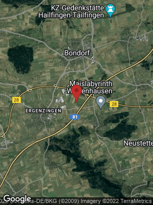 Google Map of Wendelsheim
