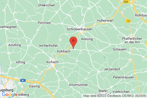 Karte Gachenbach