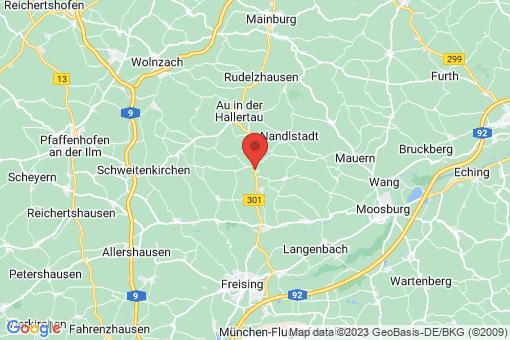 Karte Attenkirchen