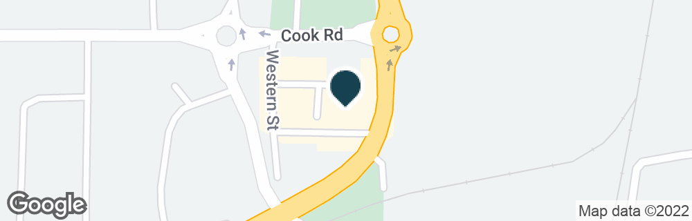 Google Map of320 HARRISON ST