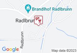 Buschenschank Bräutigamkeller - Karte