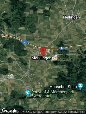 Google Map of Merklingen