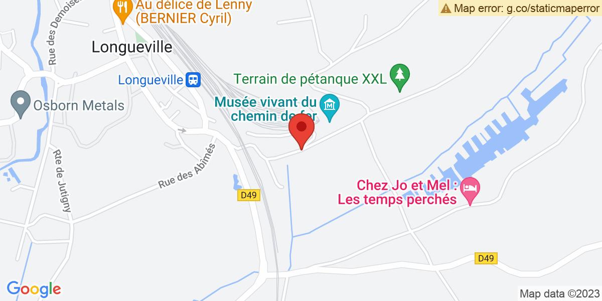 Localisation du projet 'Festival du patrimoine de Seine-et-Marne'
