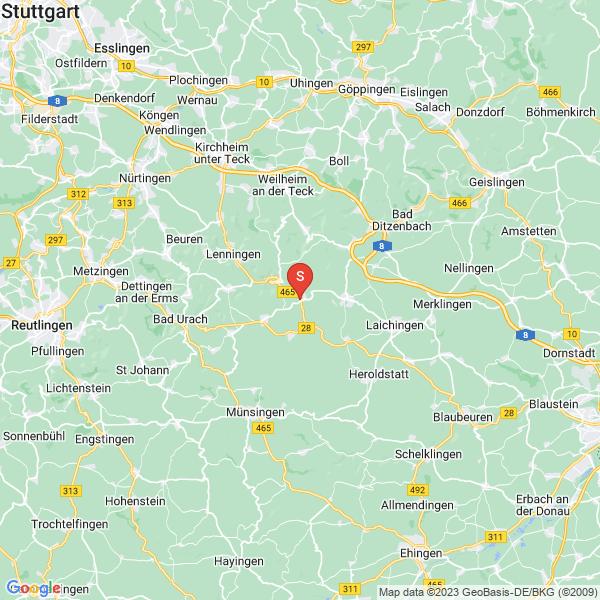 Bobbahn & Skilifte Donnstetten