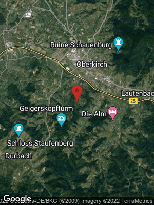 Google Map of Butschbach