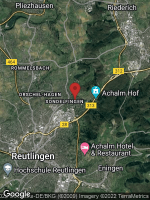 Google Map of Sondelfingen