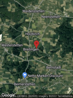 Google Map of Breitingen