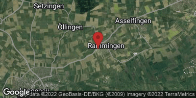 Google Map of Rammingen
