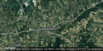 Google Map of Holzheim