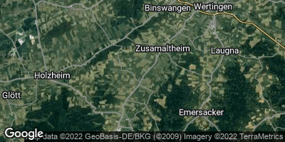 Google Map of Villenbach
