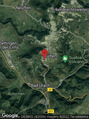 Google Map of Hülben