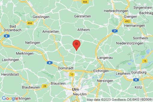 Karte Breitingen