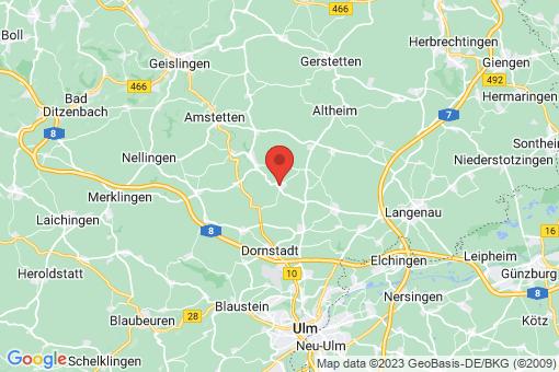 Karte Westerstetten