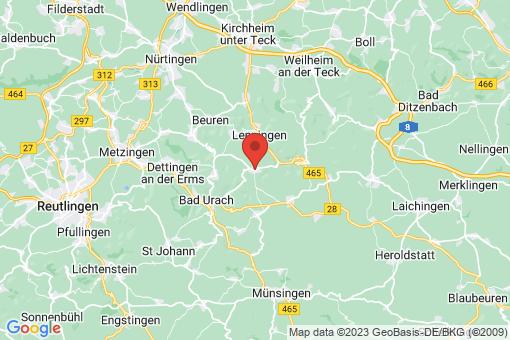 Karte Grabenstetten