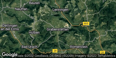 Google Map of Grabenstetten