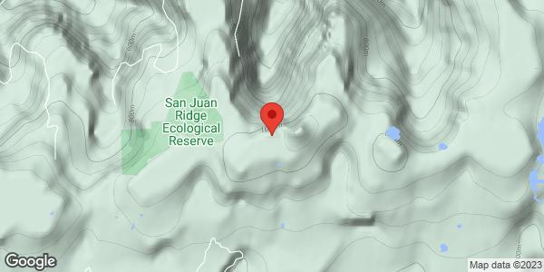 San Juan Ridge