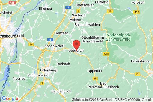 Karte Oberkirch
