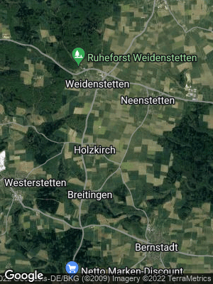 Google Map of Holzkirch