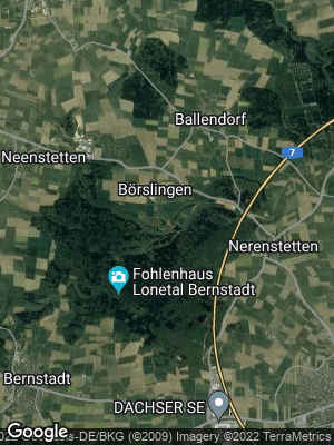Google Map of Börslingen