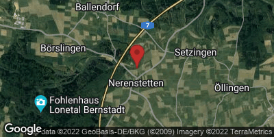 Google Map of Nerenstetten
