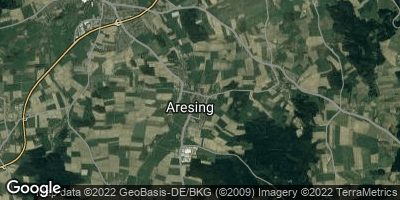 Google Map of Aresing