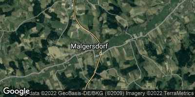 Google Map of Malgersdorf