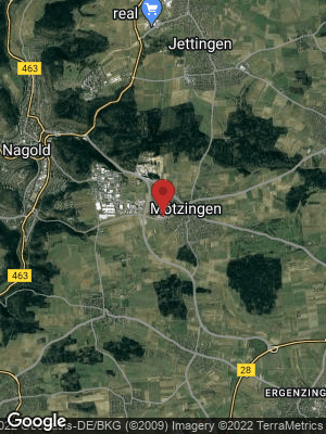 Google Map of Mötzingen