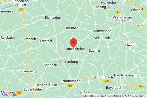 Karte Johanniskirchen