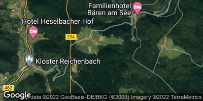 Google Map of Igelsberg