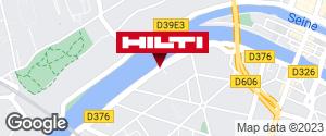 Hilti Store chez Point P - Melun