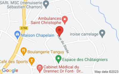 Rue du Stade, 29860 Le Drennec, France