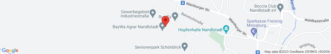 BayWa Agrar Nandlstadt Anfahrt
