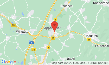 Arbeitsort: Appenweier