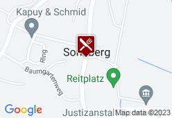 Weingasthof Reisinger - Karte
