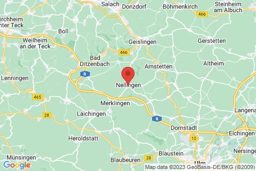 Karte Nellingen