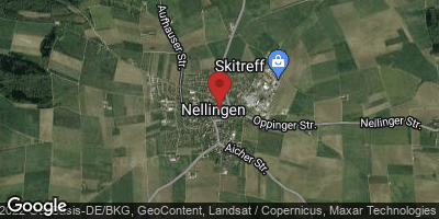 Google Map of Nellingen
