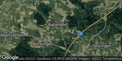 Google Map of Ballendorf