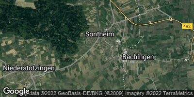 Google Map of Sontheim