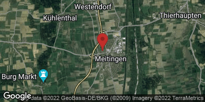 Google Map of Meitingen