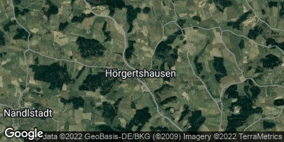 Google Map of Hörgertshausen