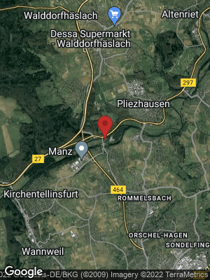 Google Map of Altenburg