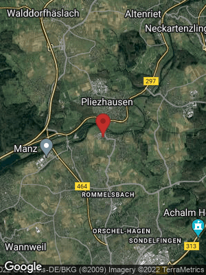 Google Map of Oferdingen