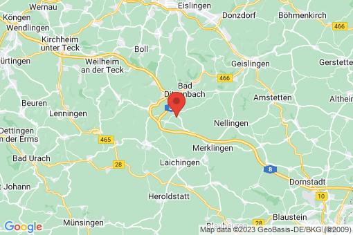 Karte Drackenstein