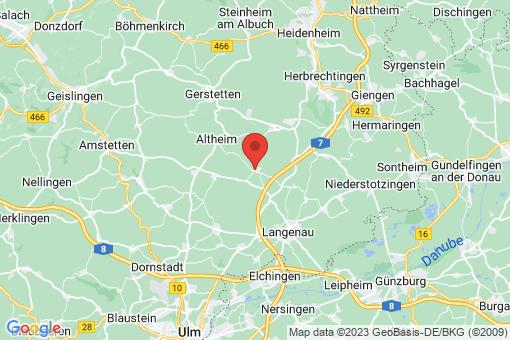 Karte Ballendorf
