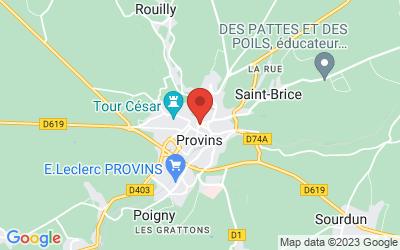 8 rue de la friperie, 77160 Provins, France