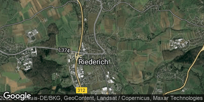 Google Map of Riederich