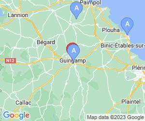 Karte für La Demeure